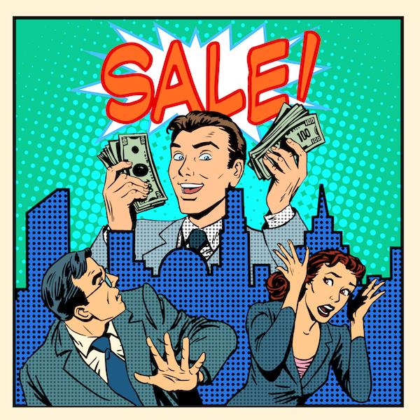 ventas agresivas