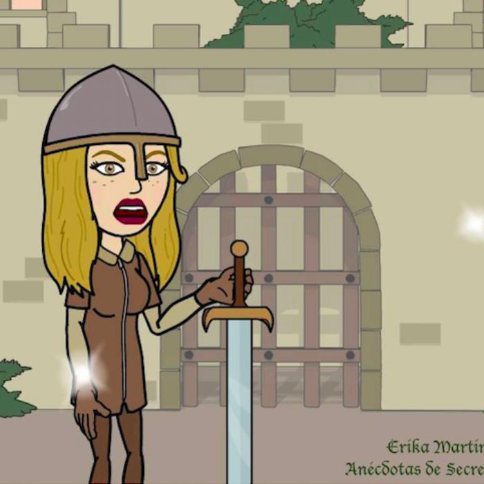 erika martin soldado medieval