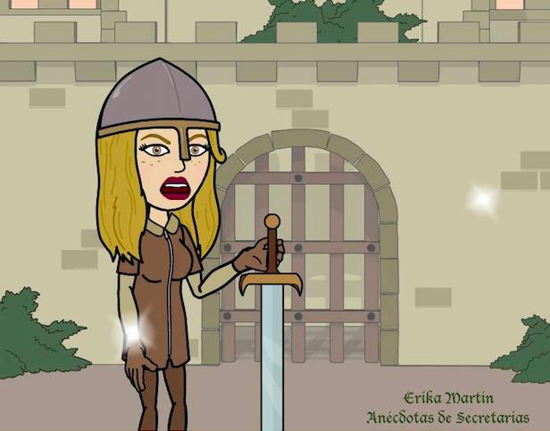 soldado medieval - equipo comercial