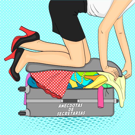 consejos para hacer la maleta para viaje negocios