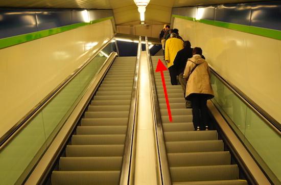 escaleras-metro-madrid
