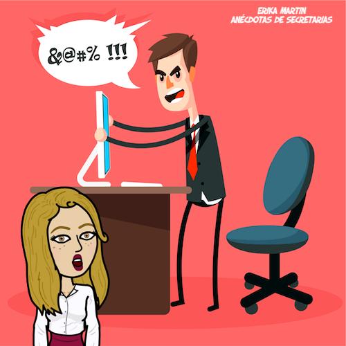 Los Compañeros Tóxicos Del Trabajo Anécdotas De Secretarias