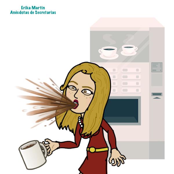 maquina cafe oficina