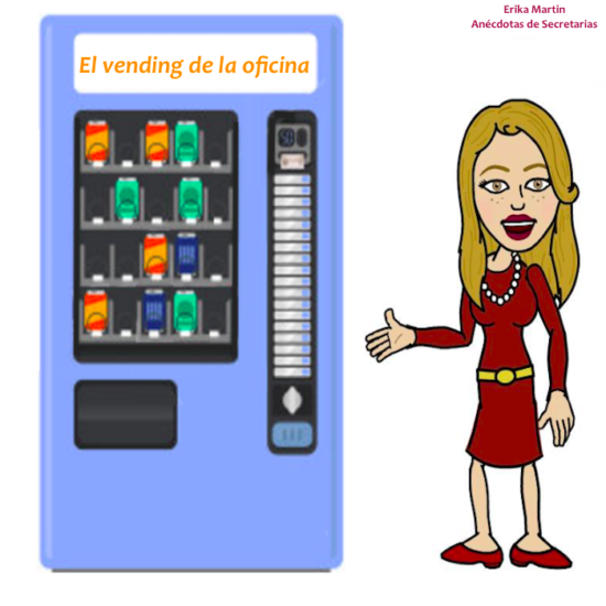 maquina vending oficina