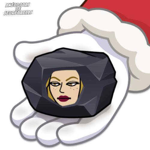 carbon dulce navideño