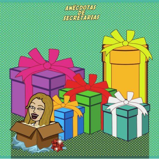 los regalos de las empresas