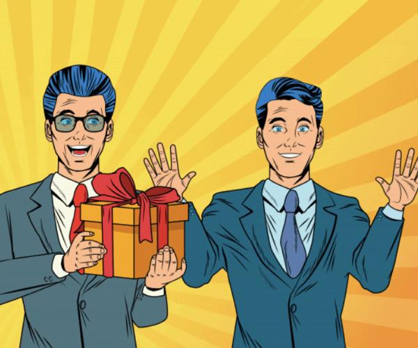 regalos corporativos a clientes