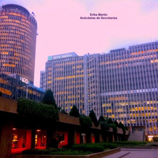 El distrito financiero de Madrid