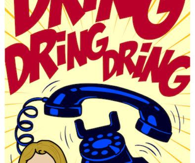 timbre telefono sonando