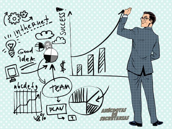 perfil de las personas que asisten a reuniones