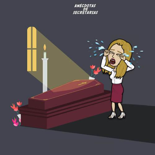 plañidero servicio profesional para llorar en funerales