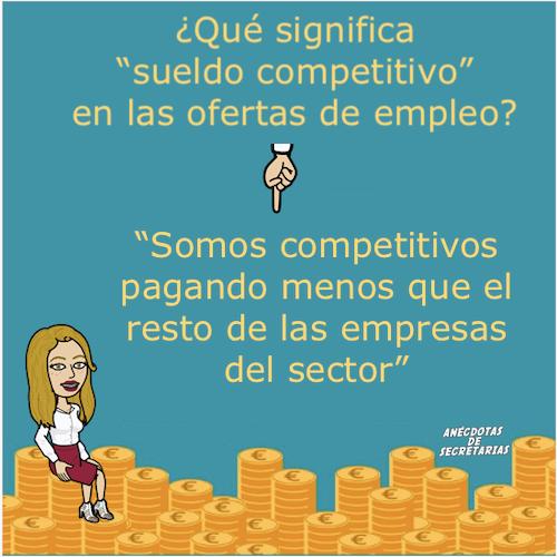 sueldo competitivo