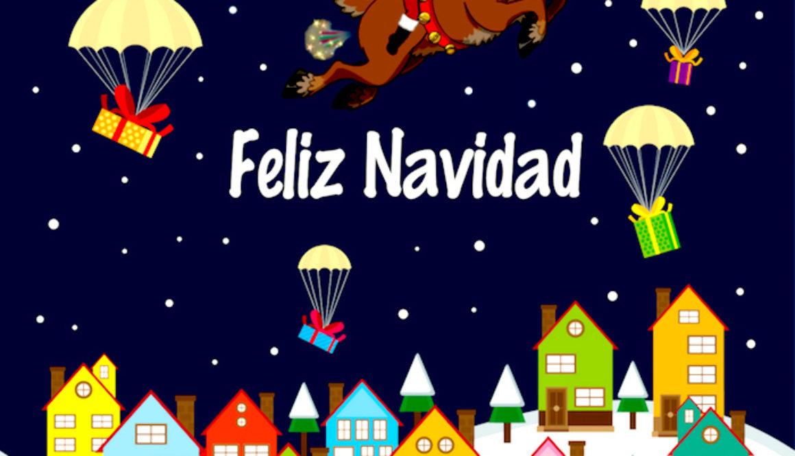 felicitacion navidad