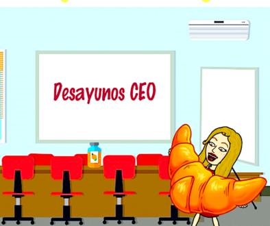 desayunos CEO