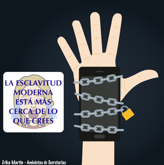 esclavitud moderna