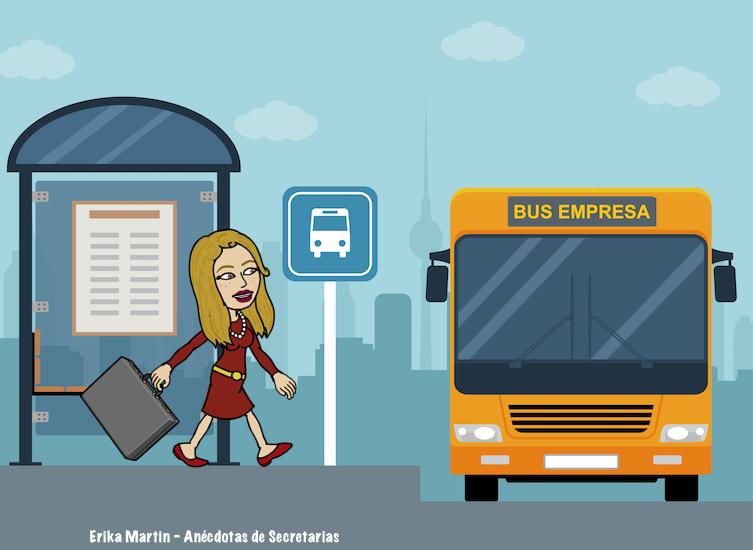 autobus empresa