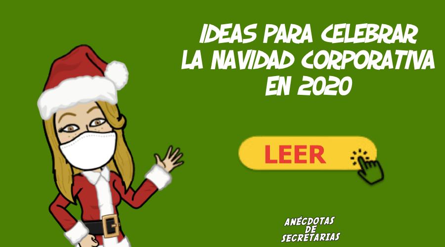 ideas navidad empresa 2020