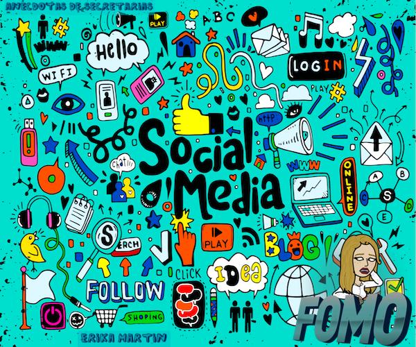 FoMO en social media