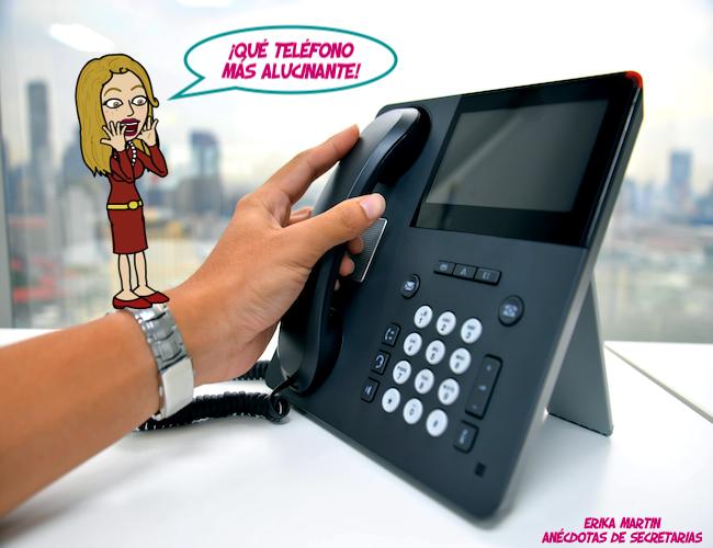 telefono jefes con despacho