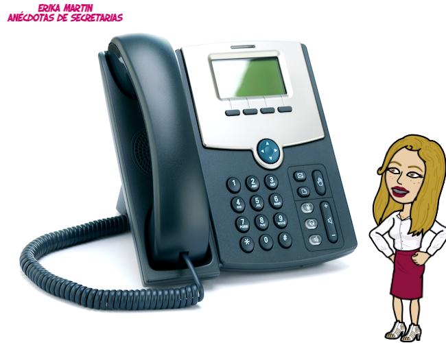 telefono mandos intermedios
