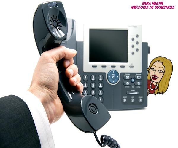 telefono oficina para secretarias