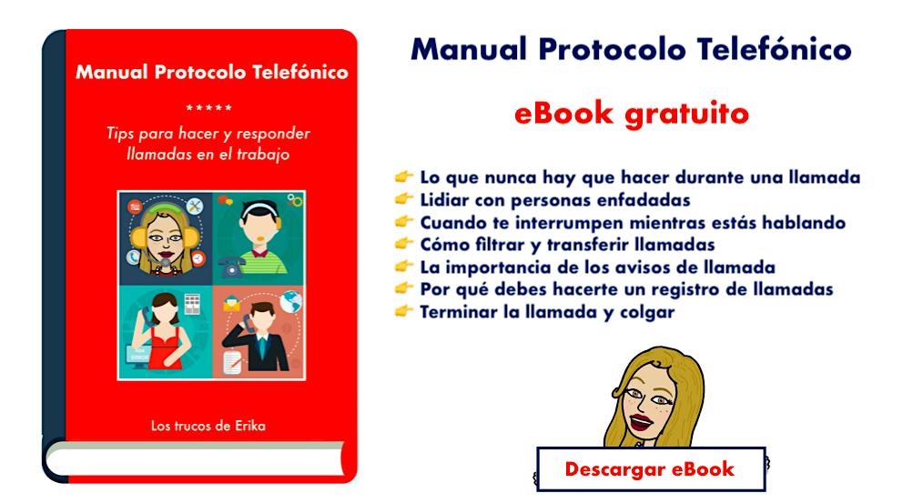 descargar manual protocolo telefonico