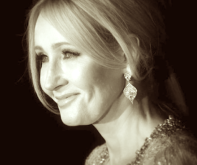 JK Rowling secretaria famosa