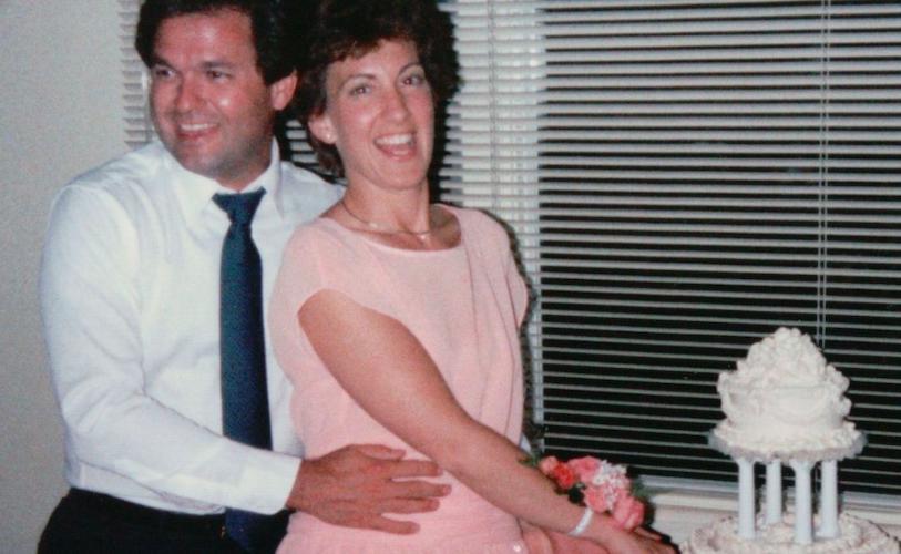 Boda Carly Fiorina 1985