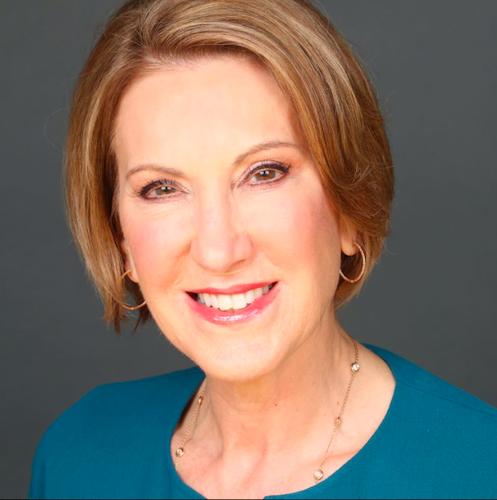 Carly Fiorina 2018 speaker coacher