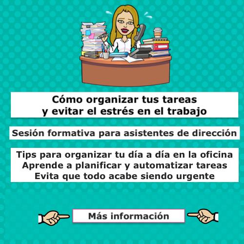 curso organizar y priorizar tareas