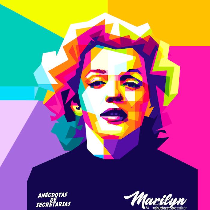 Marilyn Monroe Secretaria