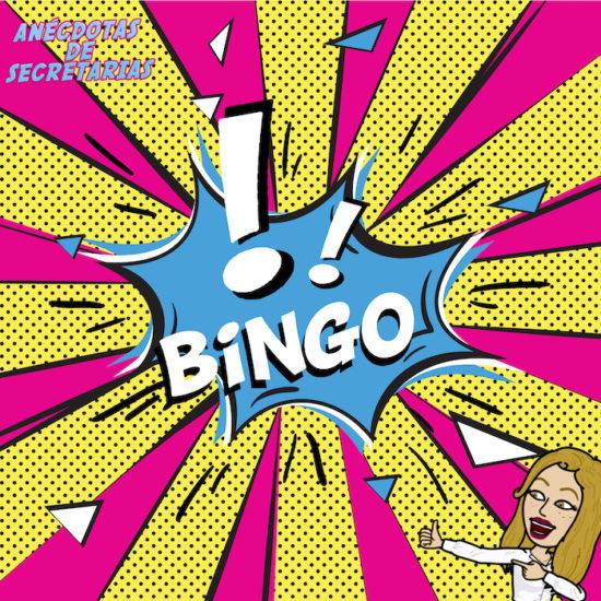 bingo en el trabajo