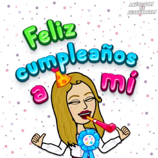 celebrar tu cumpleaños en la oficina