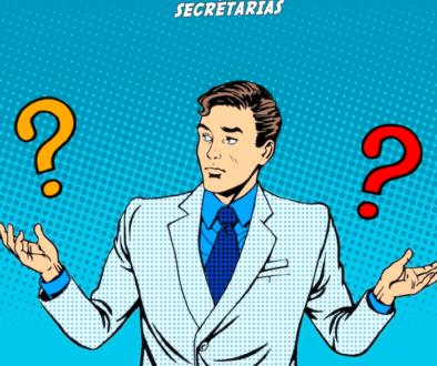 existen los hombres secretarios