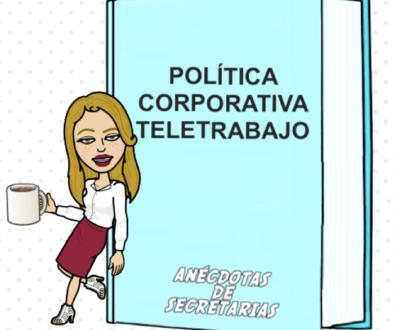 politica de teletrabajo