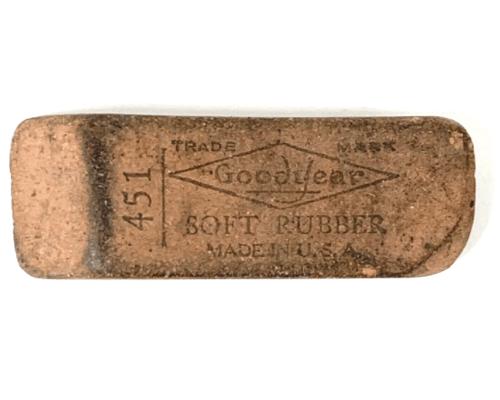 goma de borrar de Goodyear Tire & Rubber Company