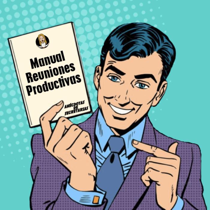manual reuniones productivas