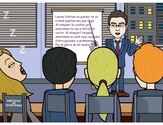 errores al crear diapositivas con texto en power point
