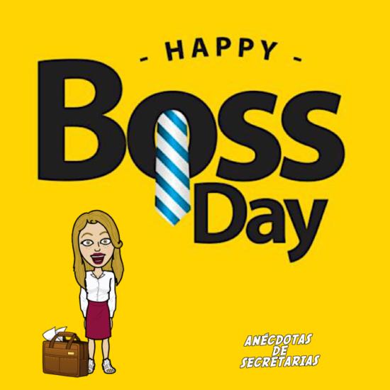 dia del jefe 16 octubre