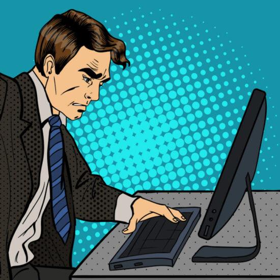 las redes sociales de los jefes